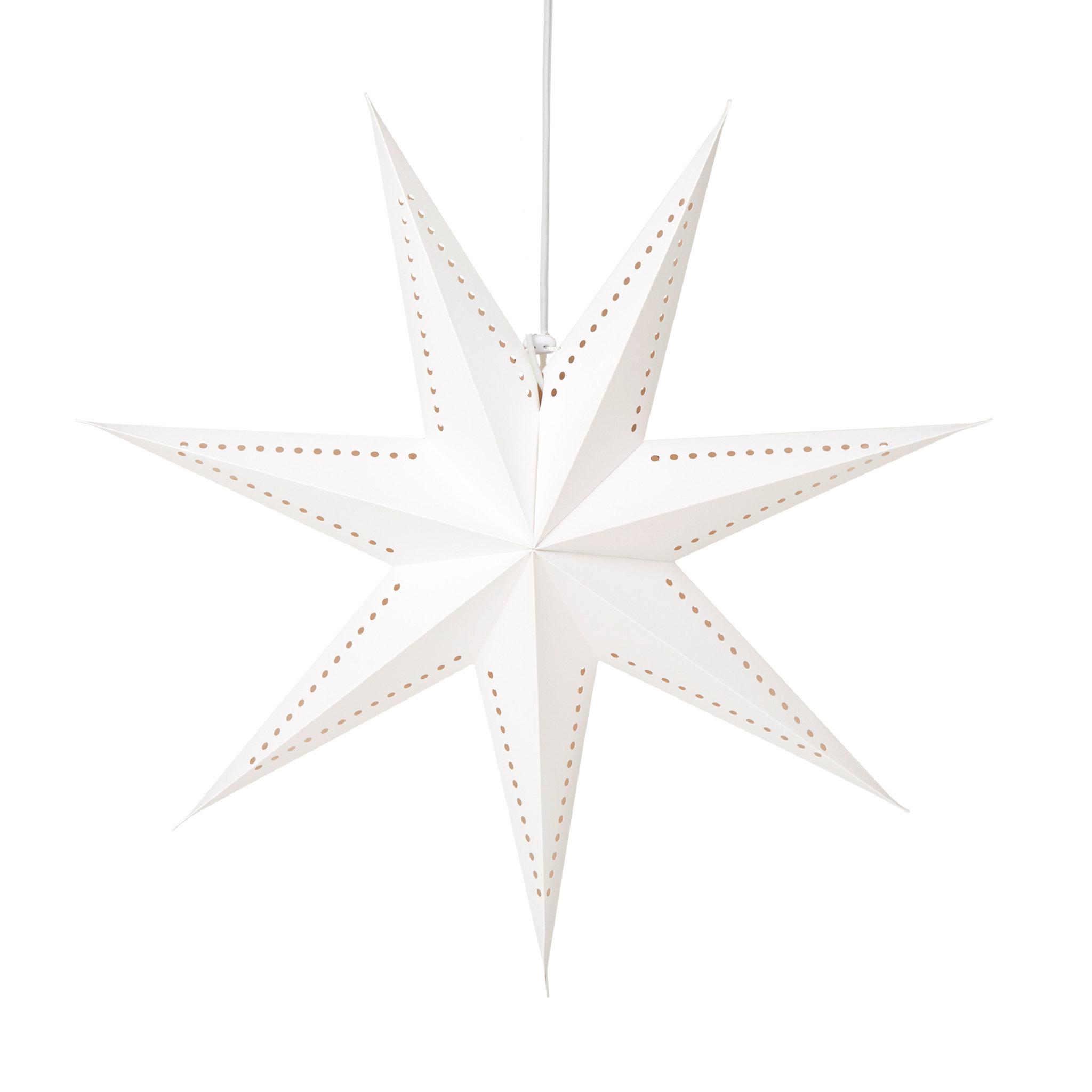 Adventsstjärna Skina, 70cm
