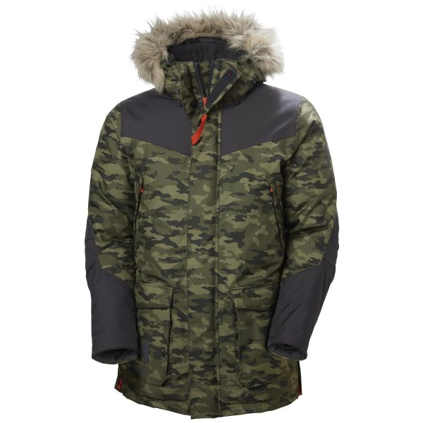 Helly Hansen Workwear Bifrost Jacka kamouflage 2XS