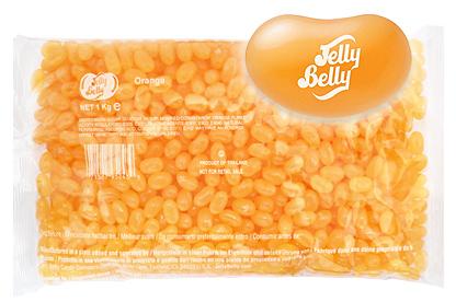 Jelly Belly Beans - Orange 1kg