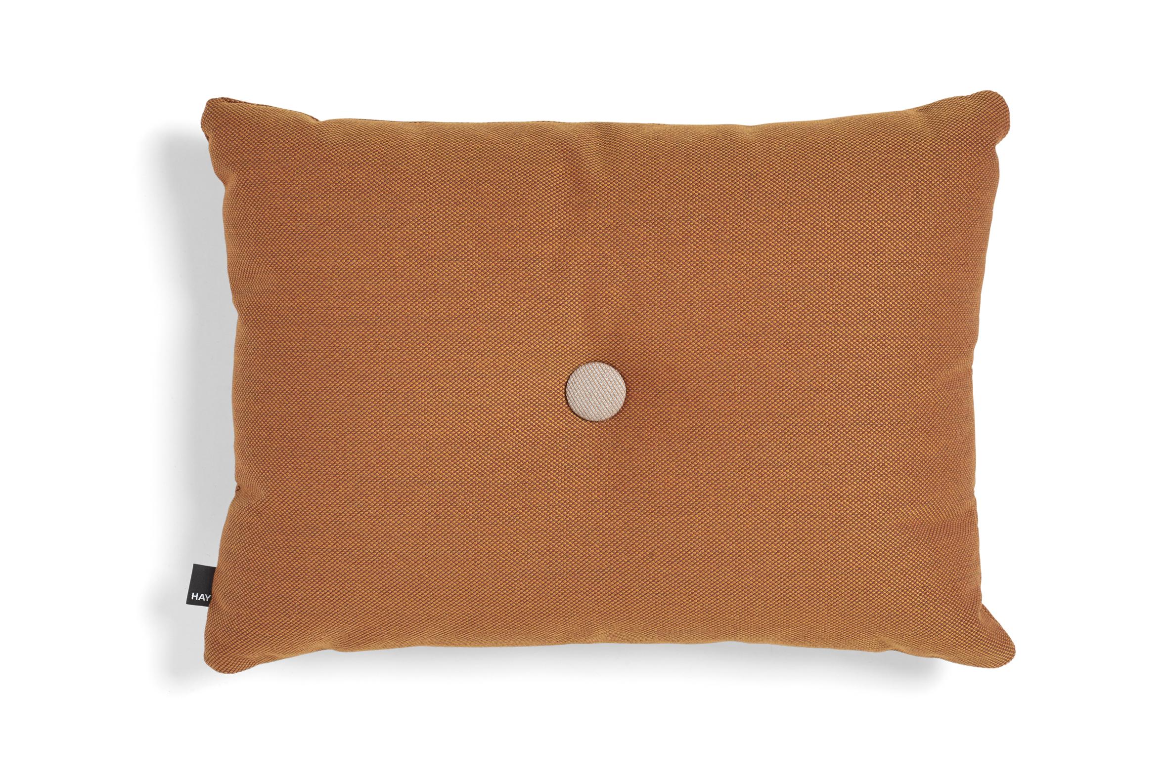 HAY - Dot Cushion Steelcut Trio - Orange (507018)