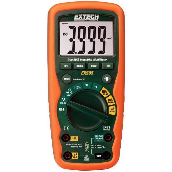 Extech EX505 Digitalt multimeter