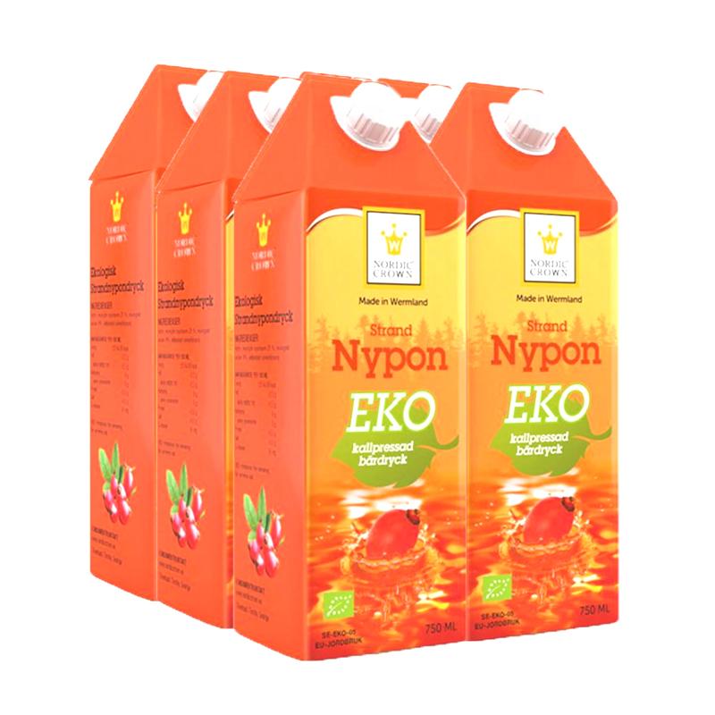 Eko Nypondryck 6-pack - 54% rabatt