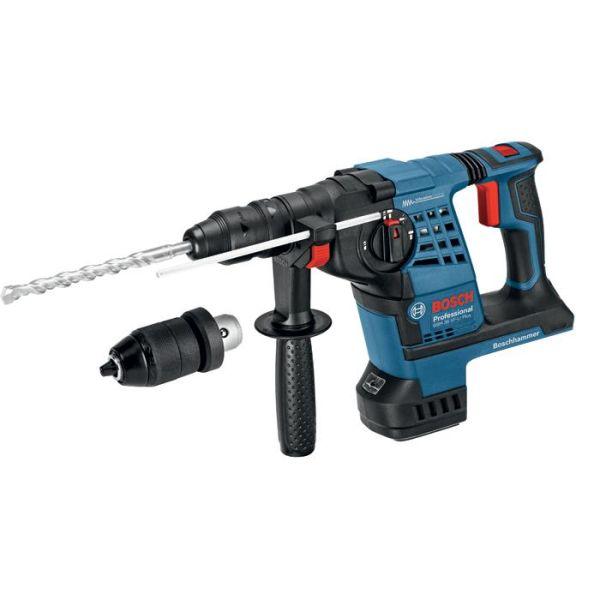 Bosch GBH 36 VF-LI Plus Borhammer uten batterier og lader
