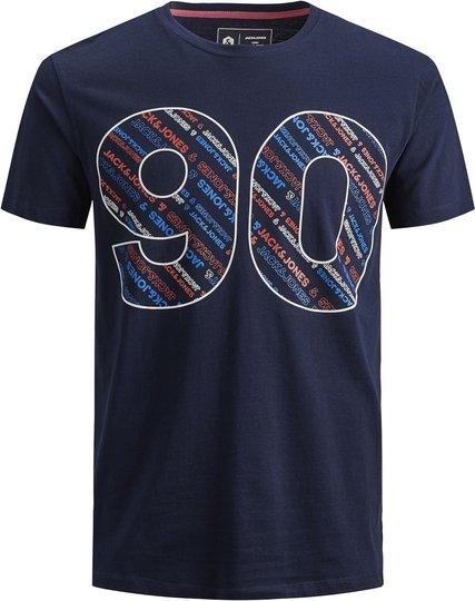 Jack & Jones Bo T-Shirt, Maritime Blue 164
