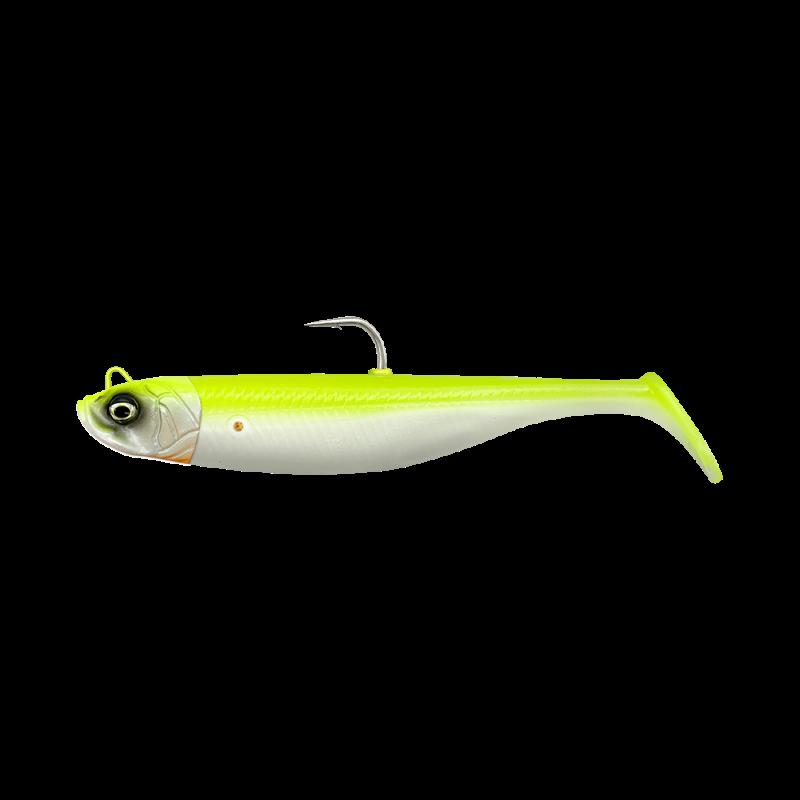 Savage Gear Savage Minnow 12,5cm 35g Lemon Back