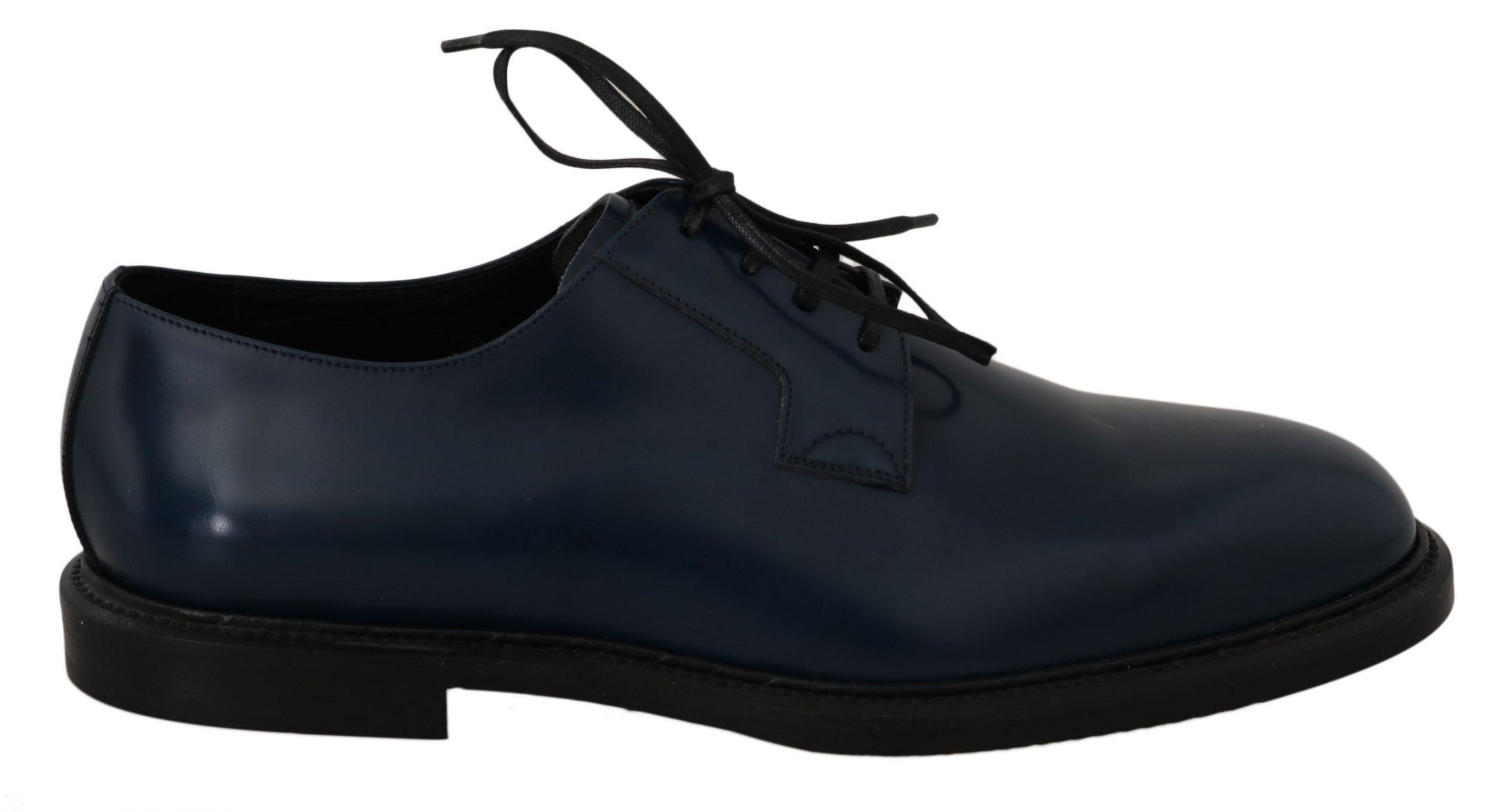 Dolce & Gabbana Men's Shoes Blue MV2347 - EU43/US10