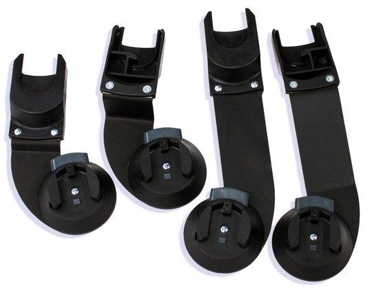 Bumbleride Indie Twin Sett Bilstoladapter