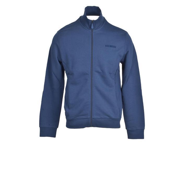 Bikkembergs - Bikkembergs Men Sweatshirts - blue L