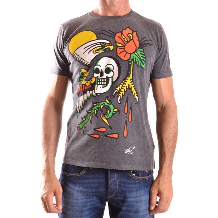 Diesel Men's T-Shirt Black 161678 - black XS
