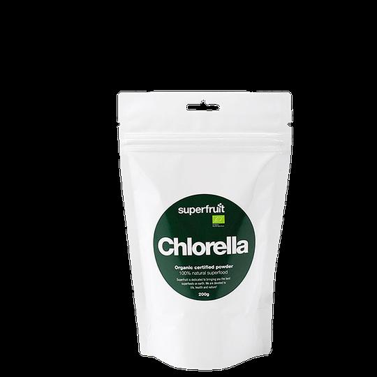 Chlorellapulver EKO, 200 g