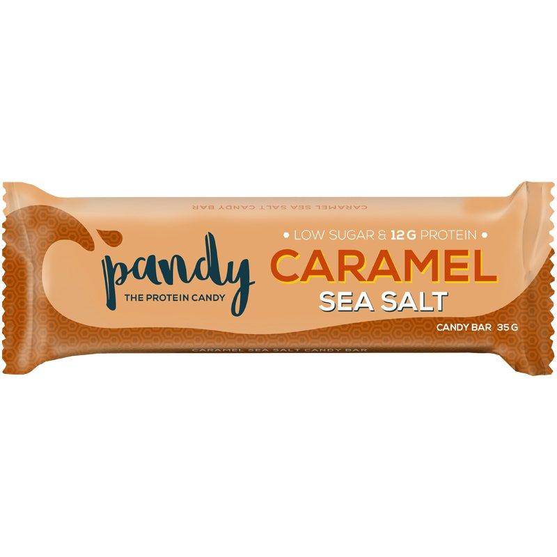 Proteiinipatukka Caramel Sea Salt - 38% alennus