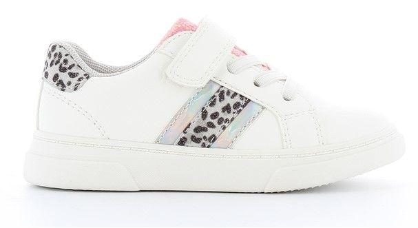 Sprox Sneaker, White Leo, 24