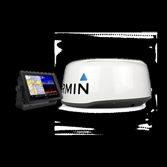 Garmin GPSMAP 922xs Plus kombienhet + GMR 18 HD+ radar