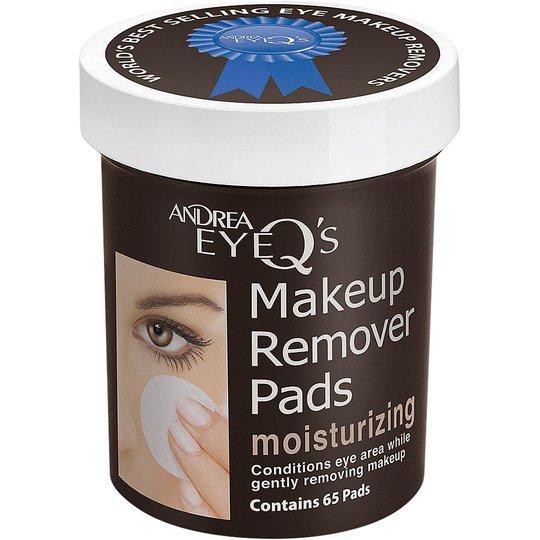 EyeQ Makeup Remover Pads Moisturizing, 65 pcs Andrea Silmät