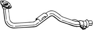 Pakoputki, Edessä, TOYOTA COROLLA, COROLLA Compact, COROLLA Kombi, COROLLA Liftback, 174101B090