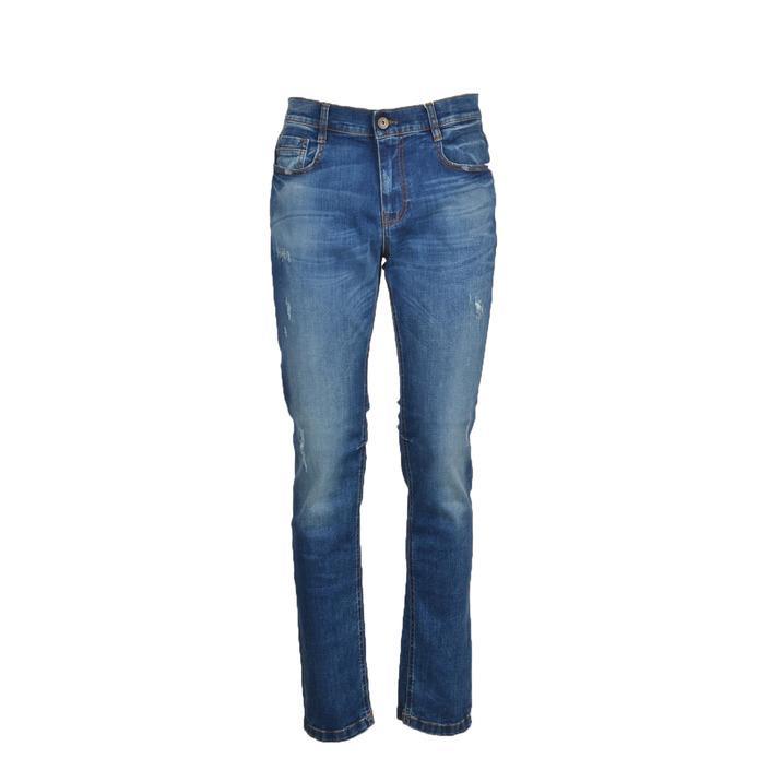 Bikkembergs - Bikkembergs Men Jeans - blue 90