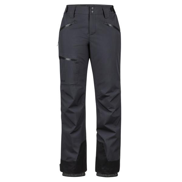 Marmot Wm' S Refuge Pant - Black - Naiset - M