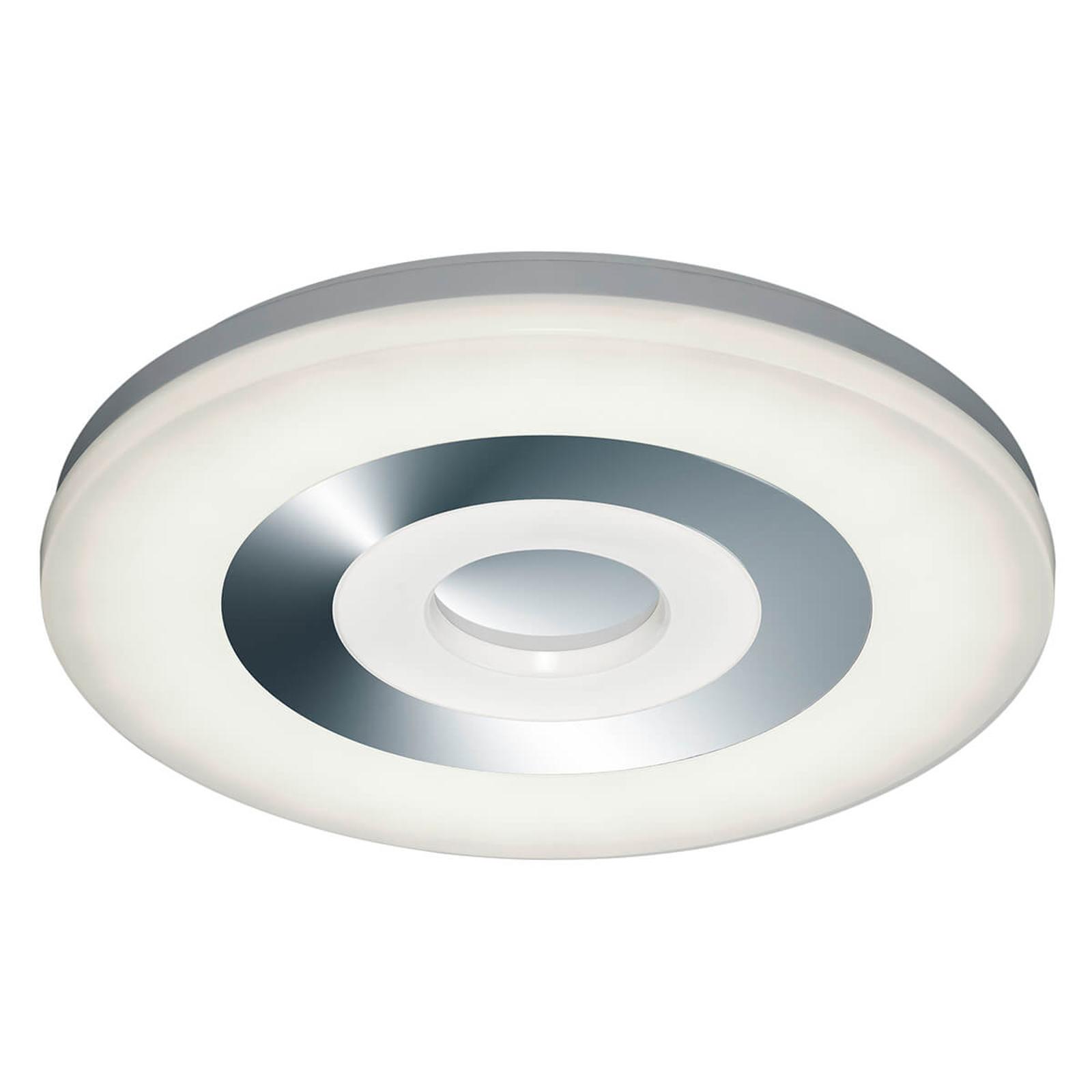 LED-kattolamppu Shaolin, säädettävä valoväri