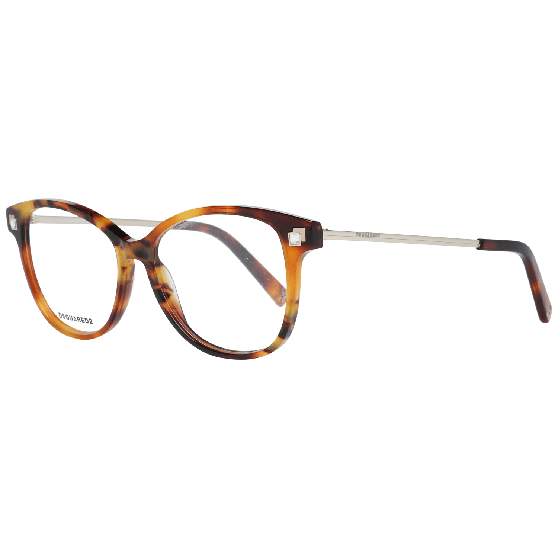 Dsquared² Women's Optical Frames Eyewear Brown DQ5287 53056
