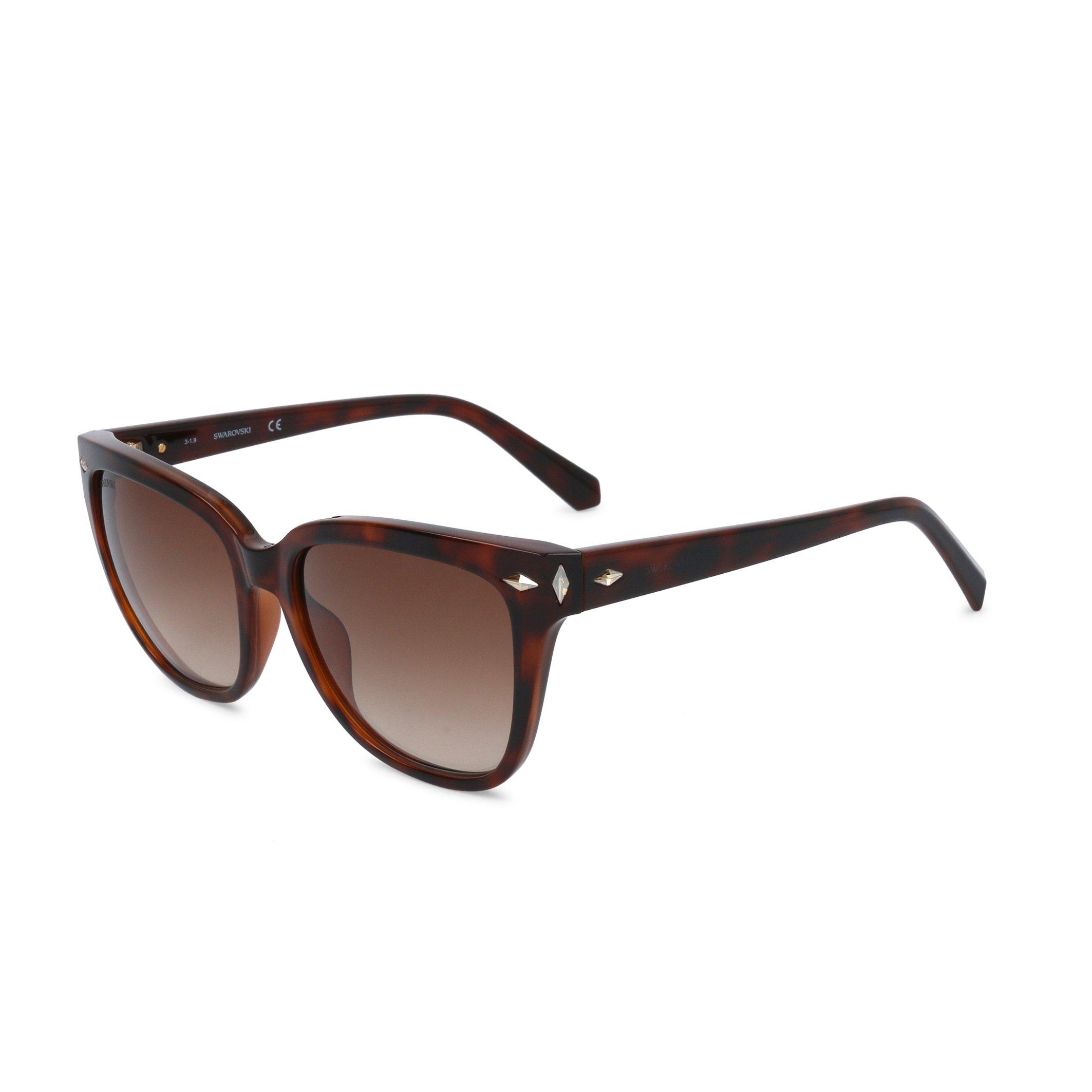 Swarovski Women's Sunglasses Various Colours SK0175 - brown NOSIZE