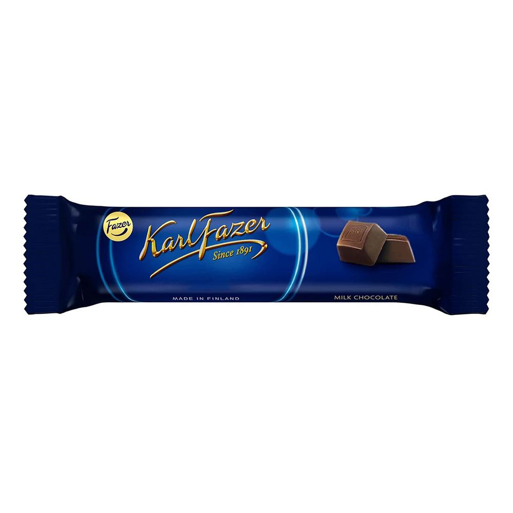 Karl Fazer Mjölkchoklad Chokladbit - 39 g