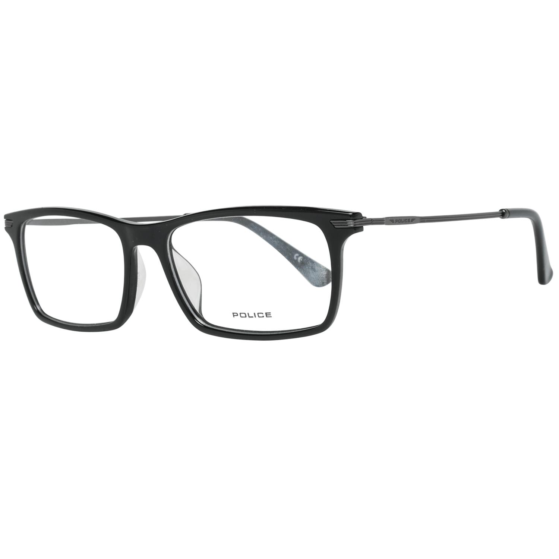 Police Men's Optical Frames Eyewear Black PL473 520700