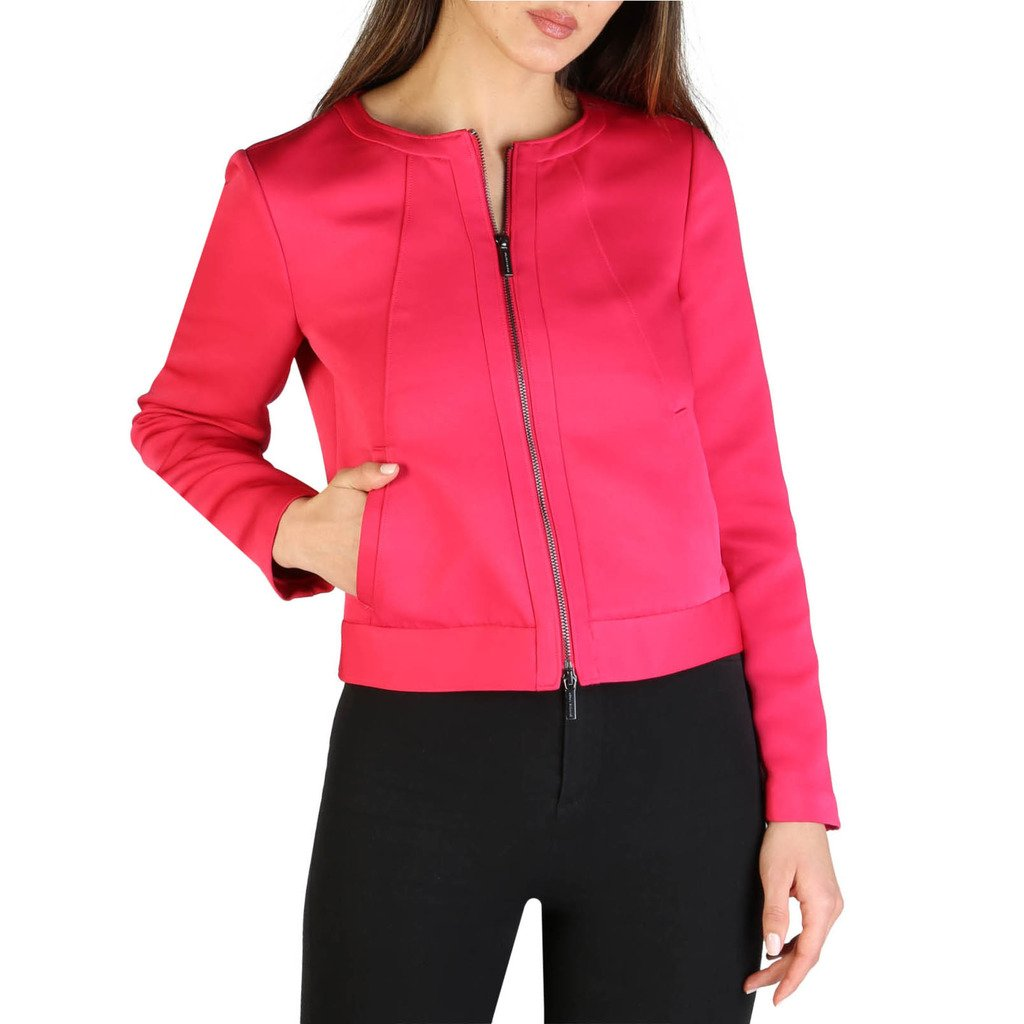 Armani Exchange Women's Jacket Pink 3ZYB16_YNBAZ - pink S