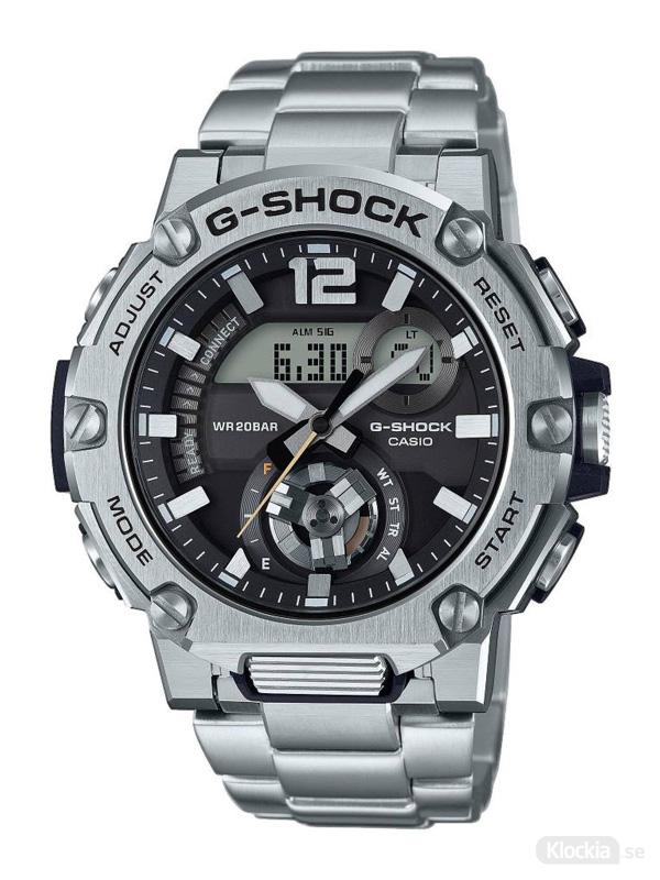 Herrklocka CASIO G-Shock G-Steel GST-B300SD-1AER