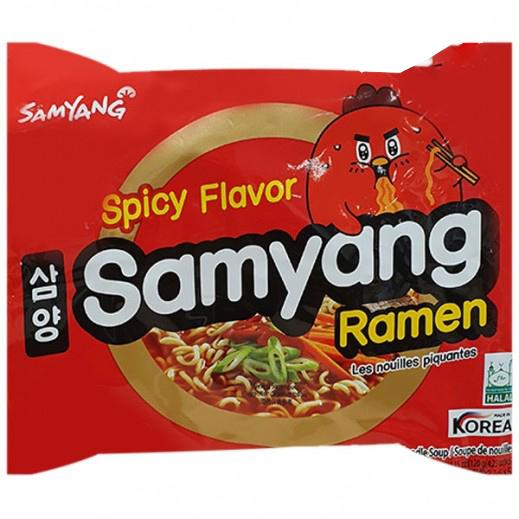 Samyang Ramen Spicy Flavor 120g