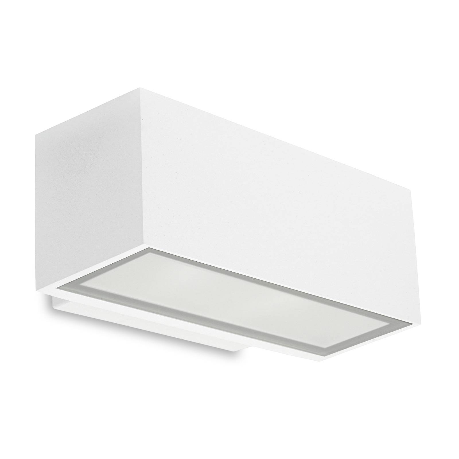 LEDS-C4 Afrodita -seinälamppu up/down valkoinen