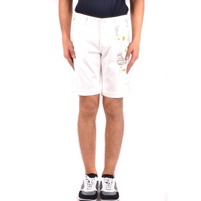 Jacob Cohen Men's Short White 163676 - white 32