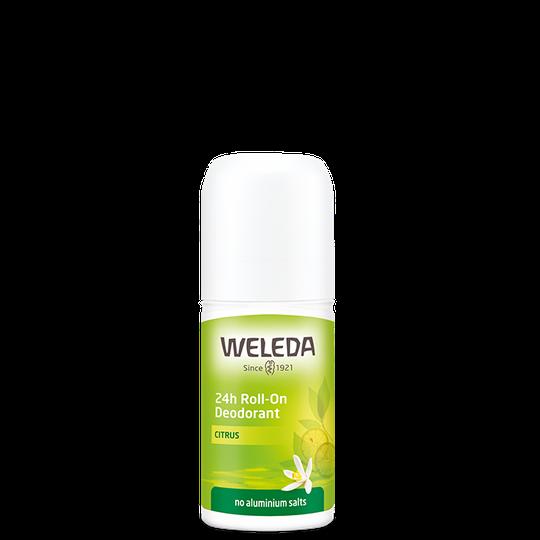 Citrus 24h Roll-On Deodorant, 50 ml