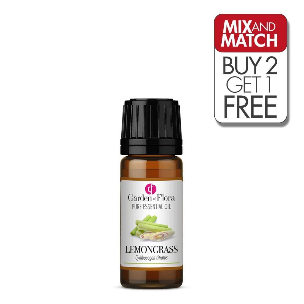 Lemongrass Pure Essential Oil (10ml) Lemongrass
