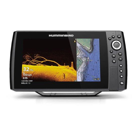 Humminbird Helix 10 CHIRP MEGA SI+ GPS G4N kombienhet