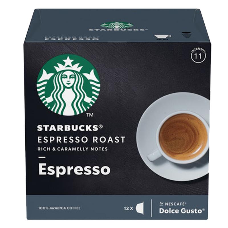 Kaffekapslar Espresso Dark - 27% rabatt
