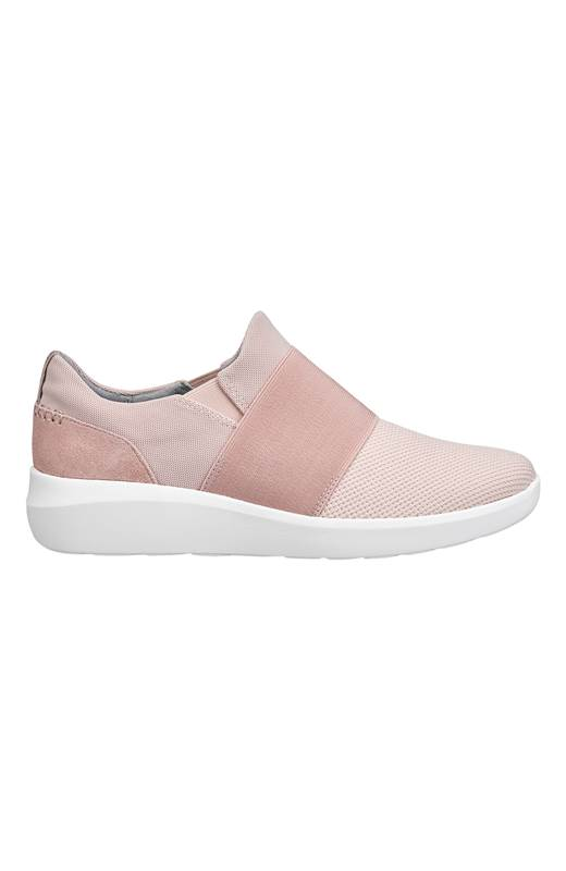 Clarks Sneakers Kayleigh Band Rosa