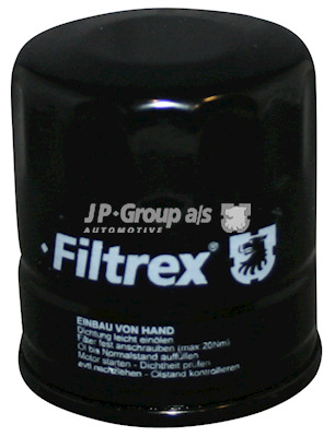 Öljynsuodatin JP GROUP 1218500900