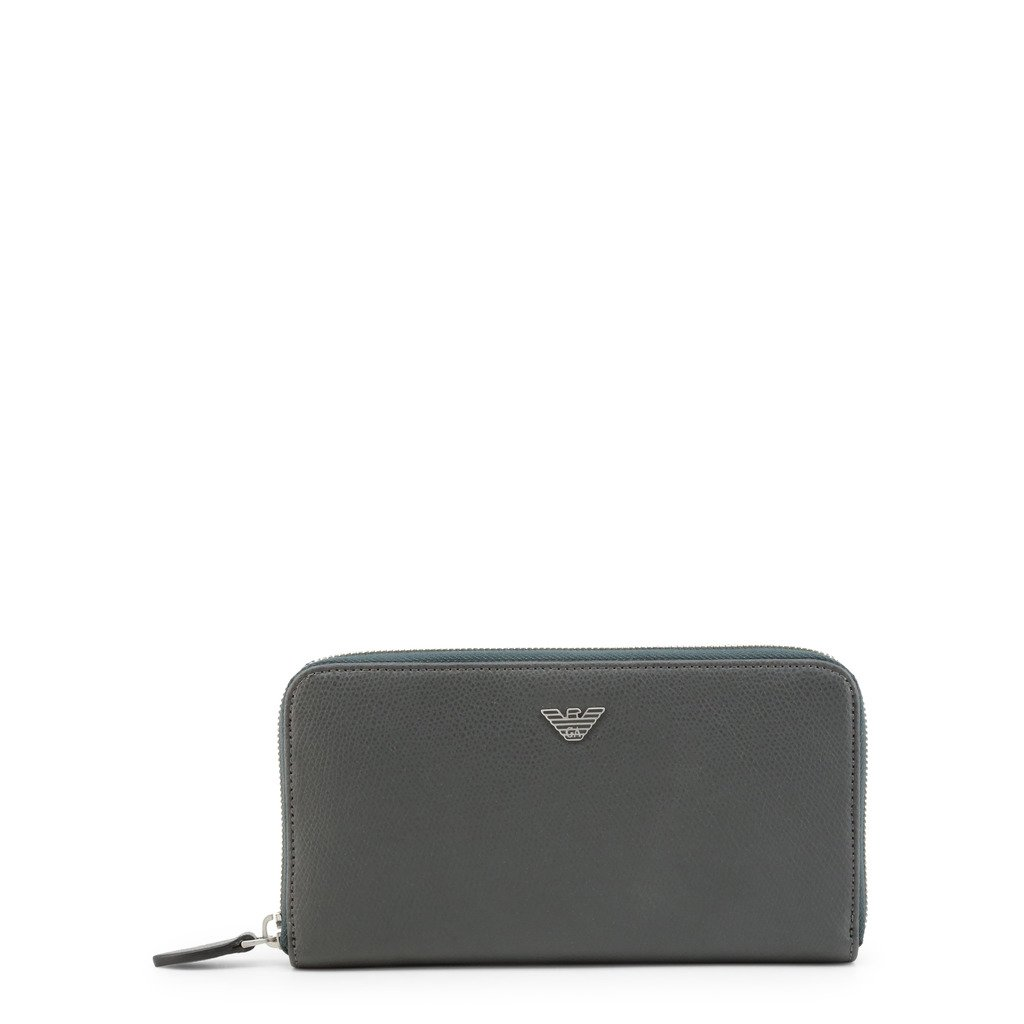 Emporio Armani Unisex Wallet Grey YEME49YAQ2E - grey NOSIZE