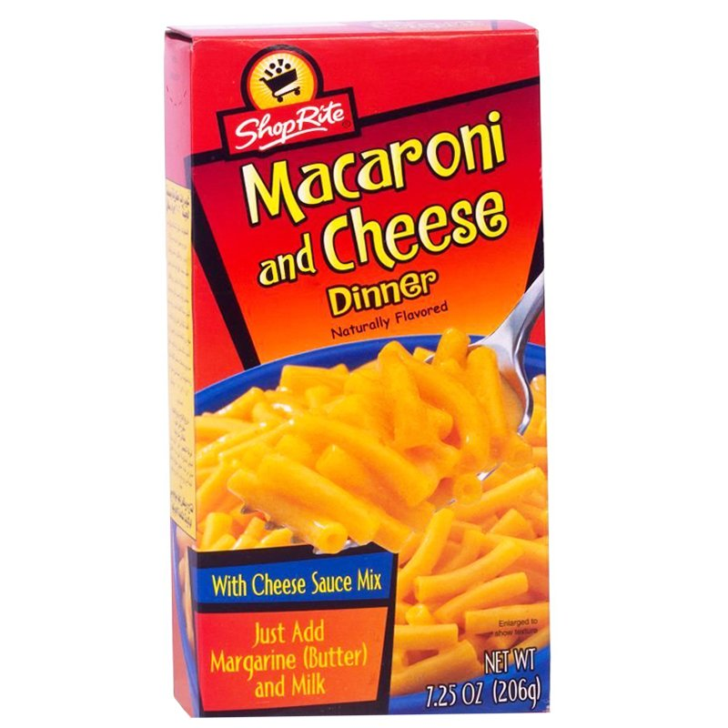 Macaroni & Cheese - 34% rabatt