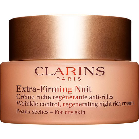 Clarins Extra-Firming Nuit for Dry Skin, 50 ml Clarins Yövoiteet