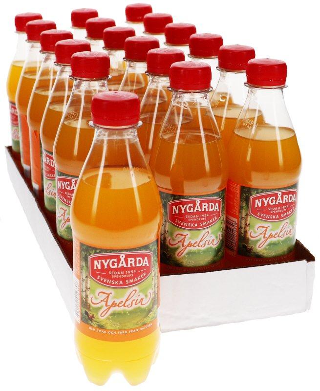Apelsinläsk 18-pack - 25% rabatt