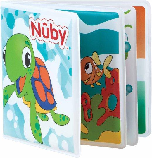 Nûby Baby's Bath Book, Blå