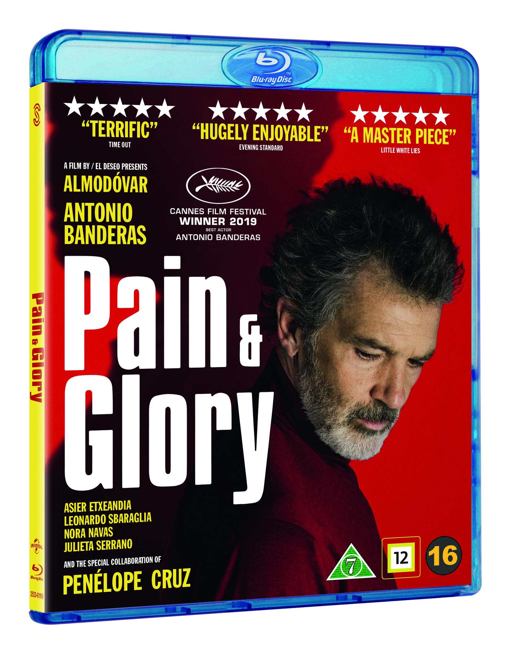Pain And Glory - Blu ray