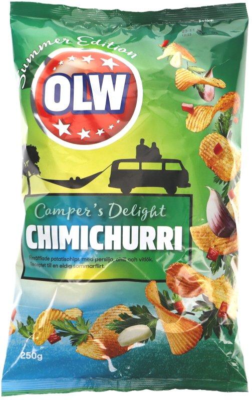 Chips Chimichurri - 26% rabatt