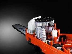 Husqvarna Batteridrevet Motorsag 330i Uten batteri og lader