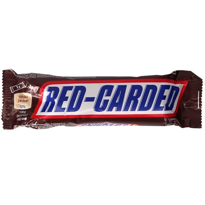 Snickers - 7% rabatt