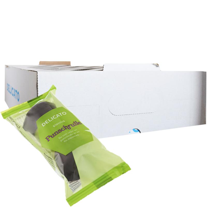 Hel Låda Punschrullar 50 x 48g - 55% rabatt