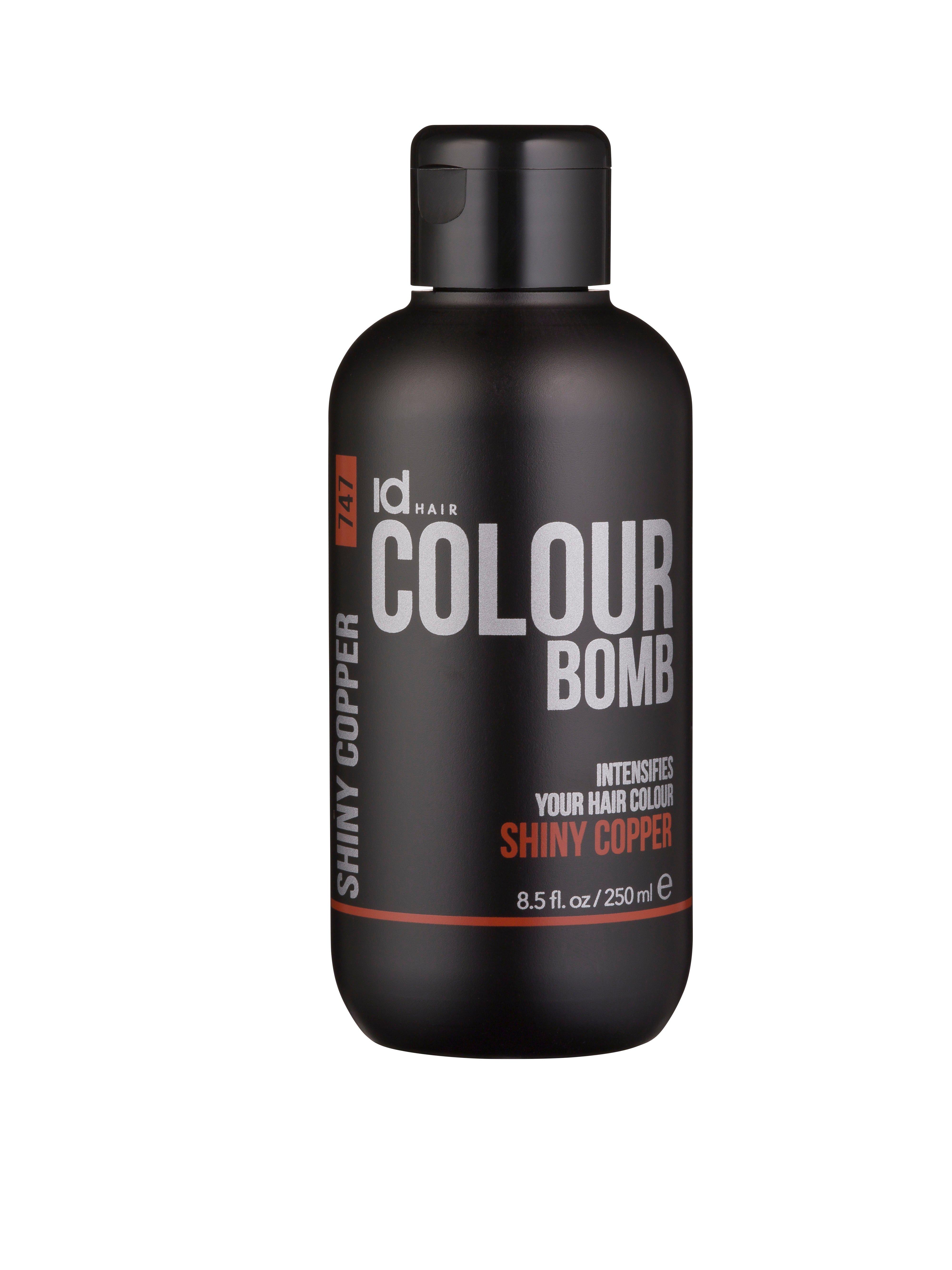 IdHAIR - Colour Bomb 250 ml - Shiny Copper