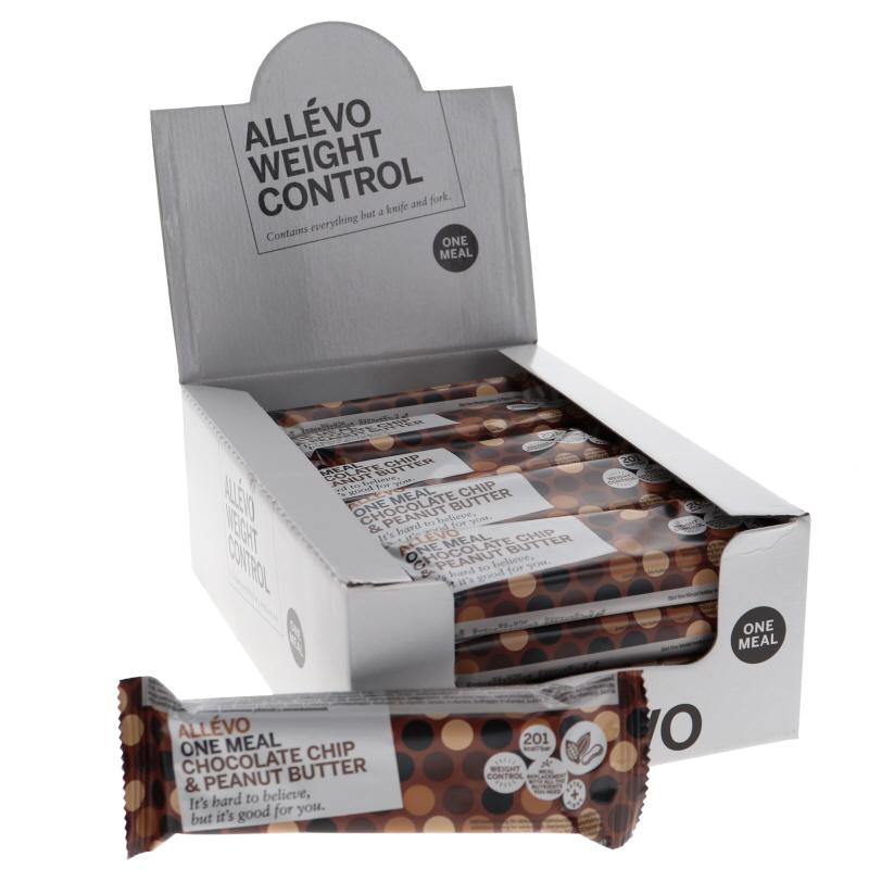 Måltidsersättning Choklad & Jordnötssmör 20-pack - 44% rabatt
