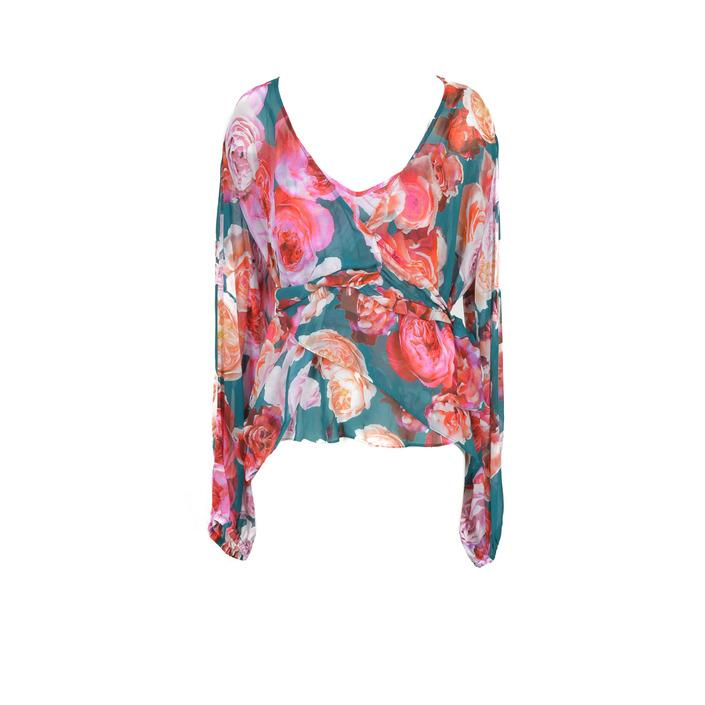 Pinko Women's T-Shirt Multicolor 263155 - multicolor 42